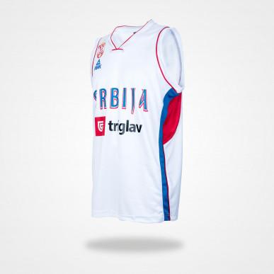 Maillot officiel Serbie (Blanc)