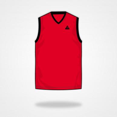 Maillot StreetBall - Rouge & Noir