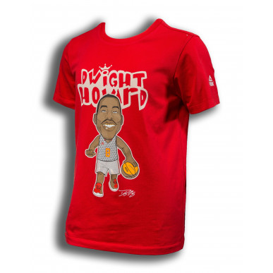 T-Shirt DH - Kids - Rouge