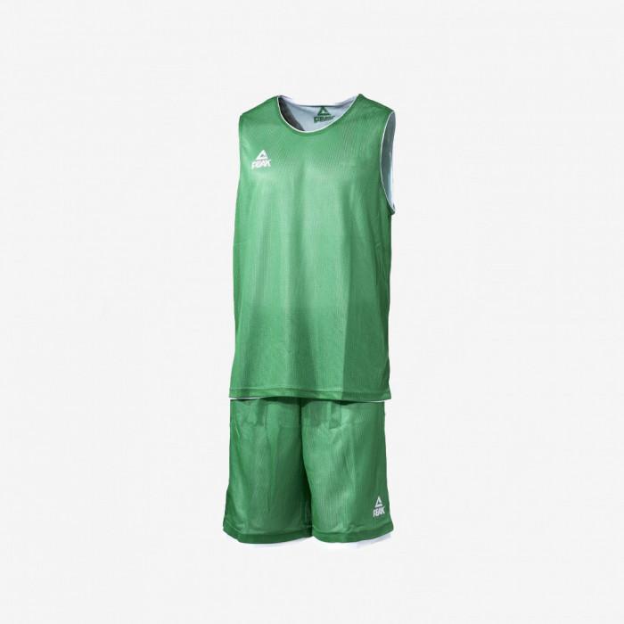 Ensemble Réversible Basket - Vert